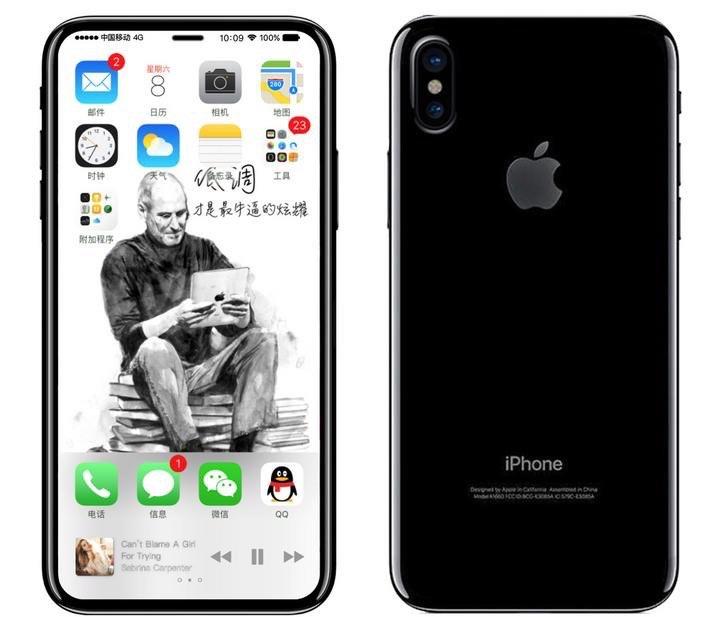 iPhone 8 Design Issue