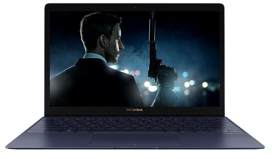 Asus ZenBook 3 Display & Keyboard