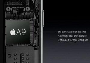 Apple iPhone SE Processor,Apple iPhone SE A9 Chip