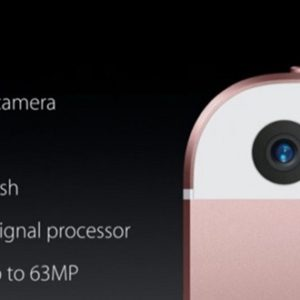 Apple iPhone SE Camera,Apple iPhone SE Primary Camera