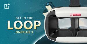 OnePlus 3 VR Image
