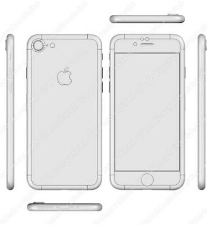 iPhone 7 Camera Leaks