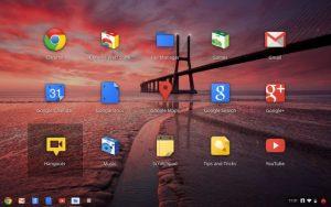 Chrome OS Image
