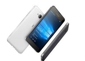 Lumia 650 Images