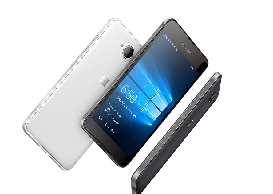 Lumia 650 Display Image