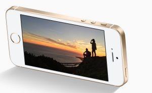 Apple iPhone SE Display