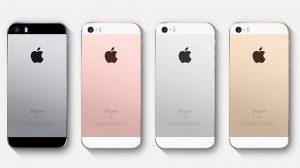 Apple iPhone SE Color