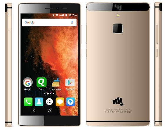 Left Edge Side Of Micromax Canvas 6,Micromax Canvas 6 Specification And Review