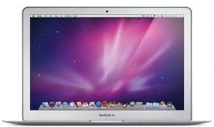 MacBook Air Display Images