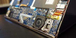 HP Spectre Inside