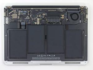 MacBook Air Inside