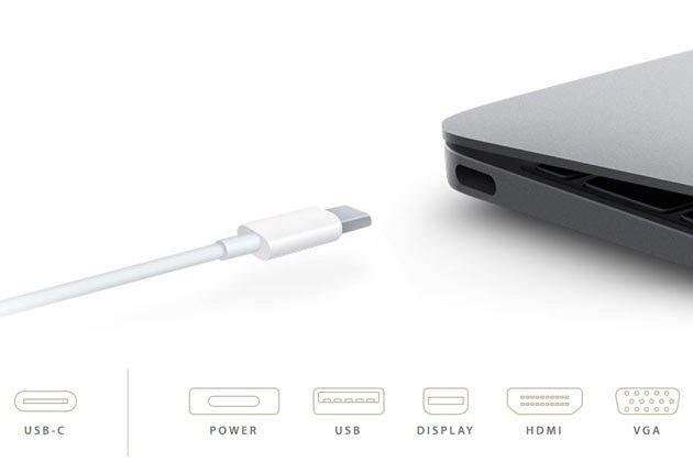 Macbook 12-inch Motherboard Image