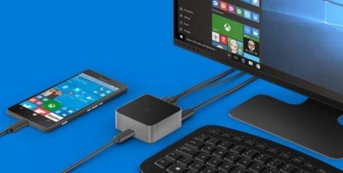 Lumia 950 Display