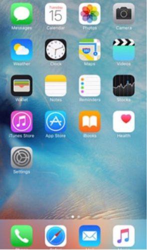 Apple Update iOS 9.3.3