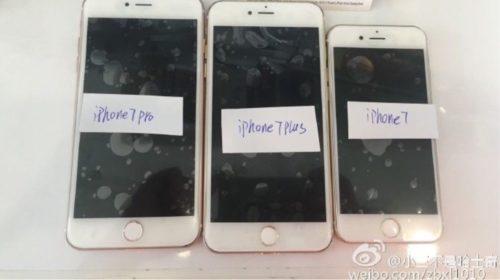 iPhone 7 3 Models
