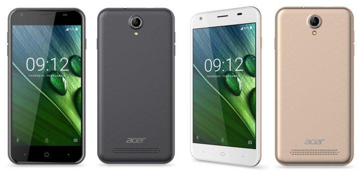 Acer Liquid Design