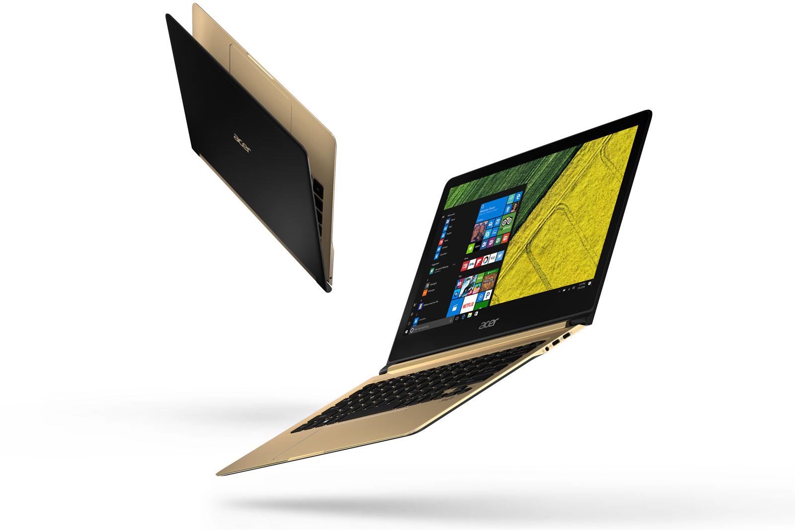 Acer's Swift 7 Ports