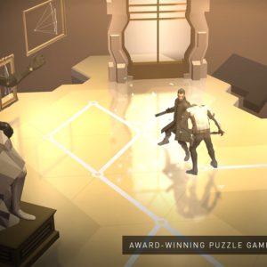 Deus Ex Go Gameplay