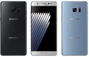 Samsung Note 7 Design