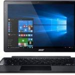 Acer's Aspire Switch Alpha 12 Keyboard & Stylus