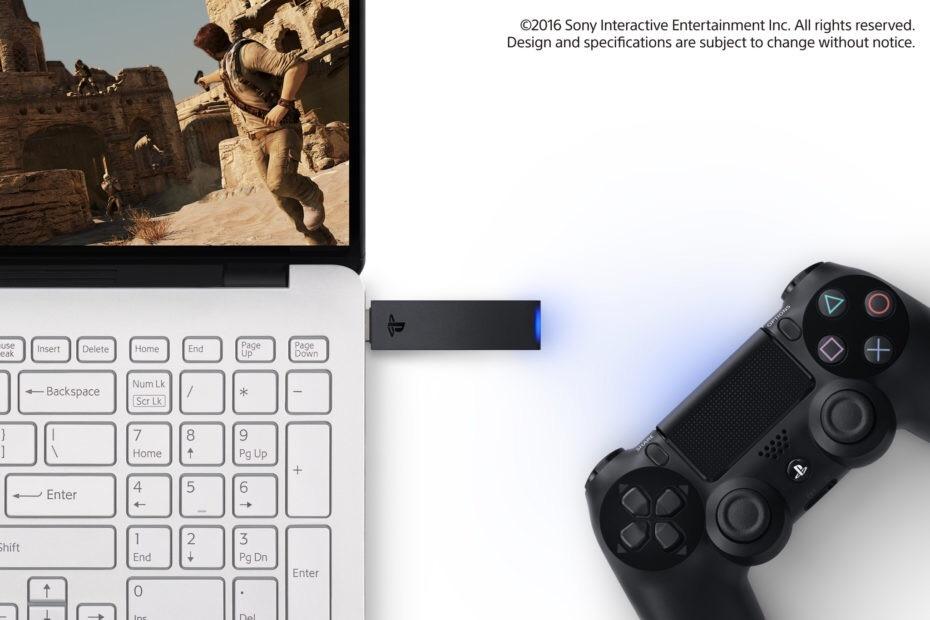 Playstation USB Plug for PC,s