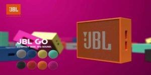 JBL Go, JBL Bluetoth Speaker, JBL Go Speaker
