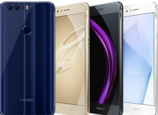 Huawei Honor 8 Colors Available