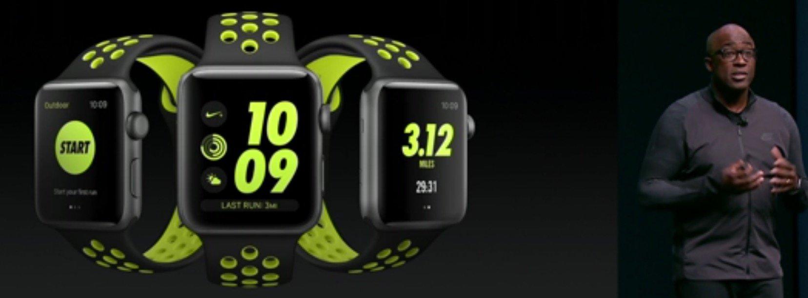 Apple Watch Series 2 Built-in GPS