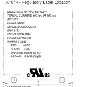 Apple Secret Device FCC