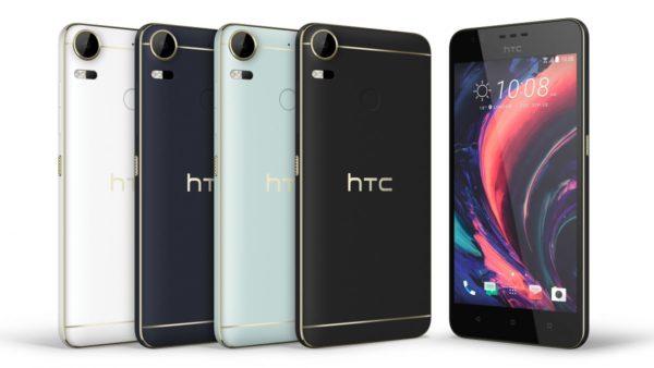 HTC Desire 10 Pro Colors