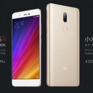 Xiaomi's Mi 5s and Mi 5s Plus Option
