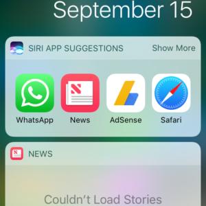 iOS All New Experience