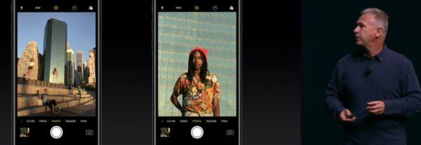 iPhone 7 Camera App