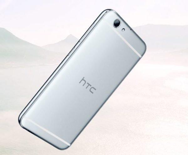 Rear Side Of HTC A9s