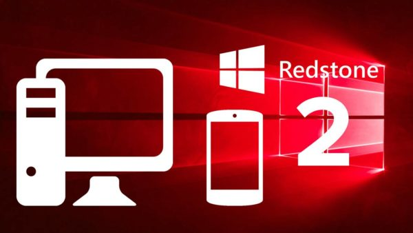 Windows Redstone 2: PC & Mobile update