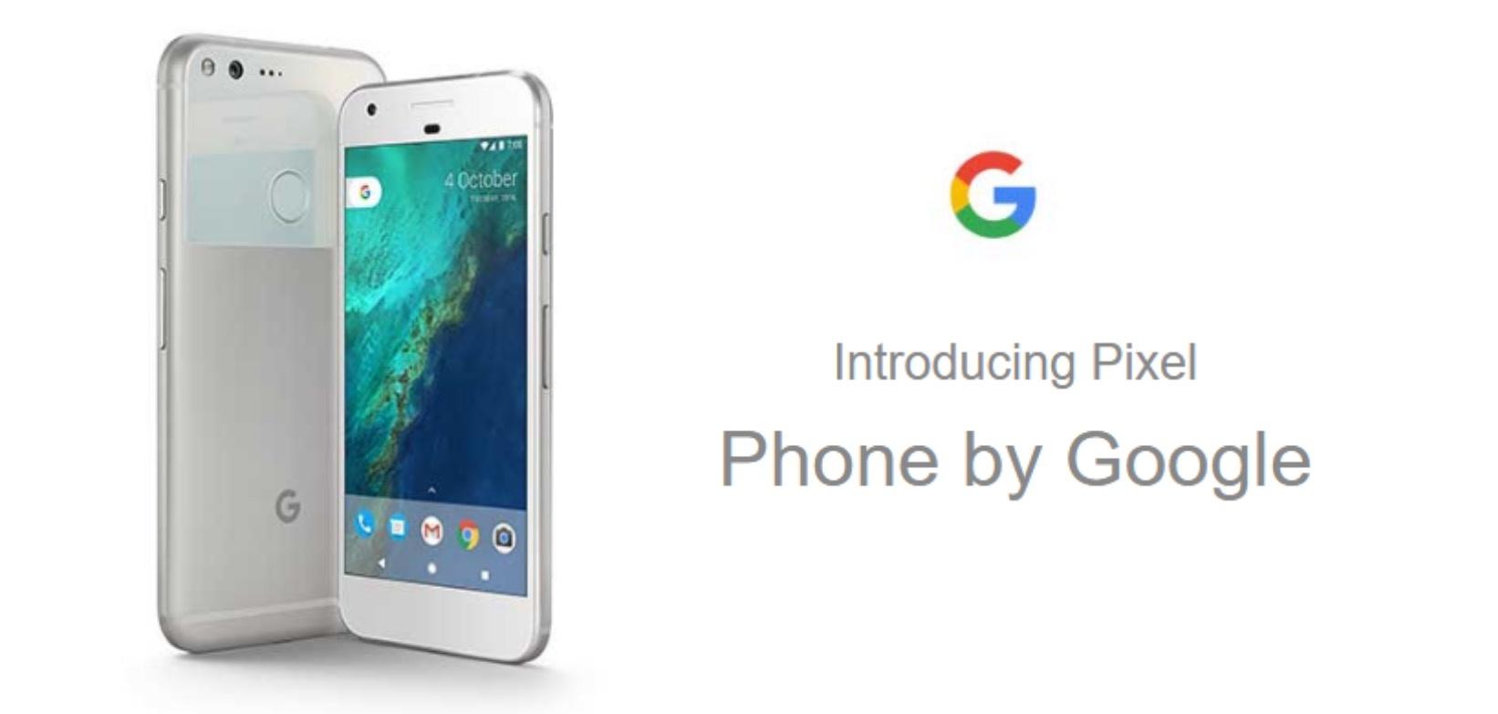 Introducing Google Pixel