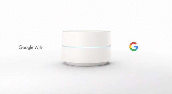 Google Wi-Fi Design