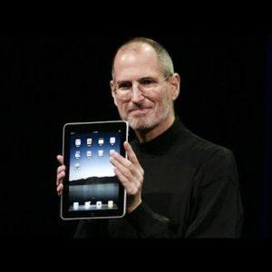 Steve Jobs Introducing iPad