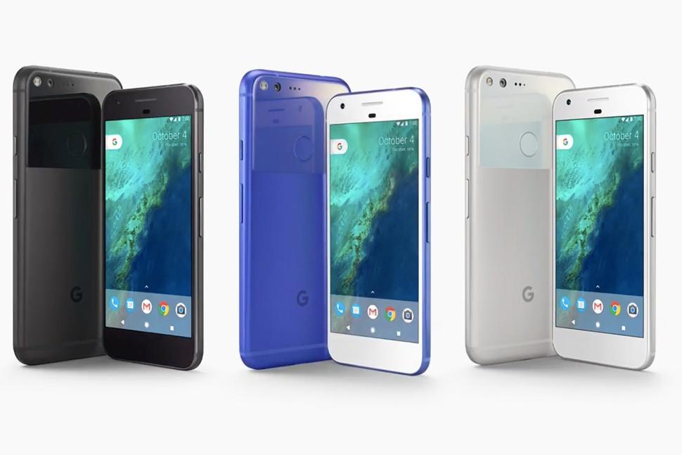 Google Pixel Color