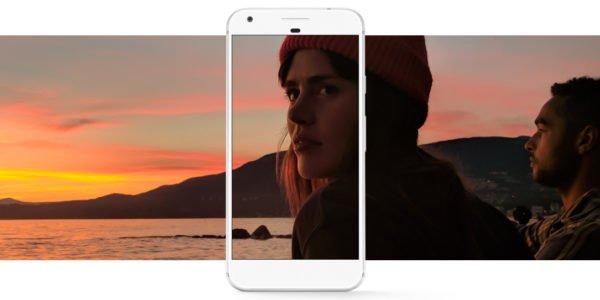 Google Pixel Photos