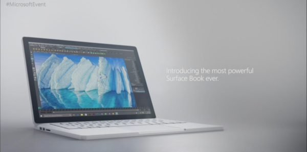 Surface Book With 16 Hr Battery, Better Graphic & Much More