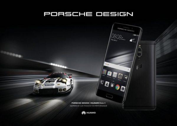 Porsche Design Mate 9