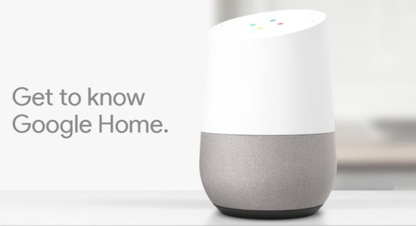 Google Home: Get to Know