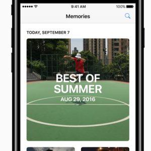 iOS 10 In iPhone 7