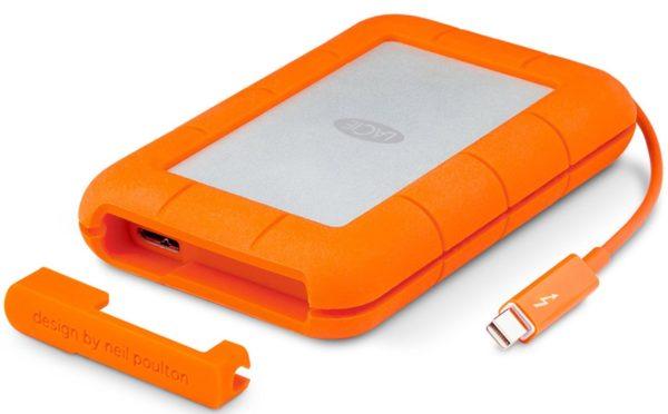 LaCie Rugged USB 3.0 Thunderbolt