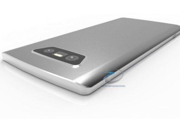 LG G6 Concept 3D Image