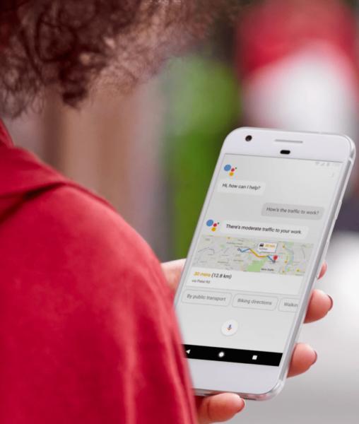 Google Pixel Google Assistant