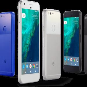 Google Pixel Color Option