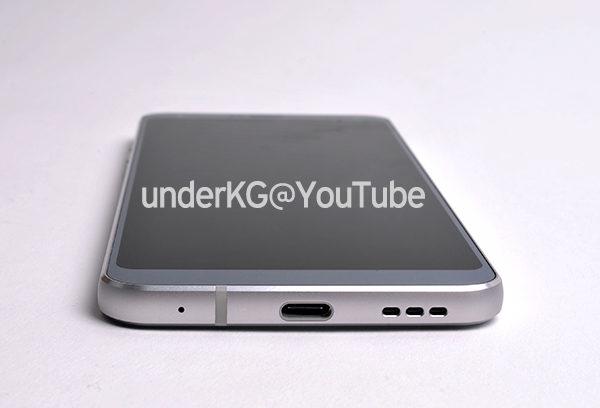 LG G6 Type C Port