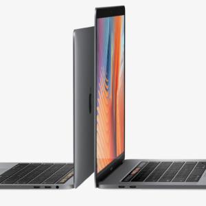 Apple MacBook Pro 13 and 15